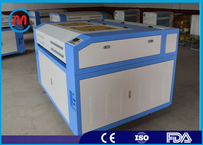 Portable 100W CO2 Laser Engraving Cutting Machine , Water Cooling Acrylic Laser Cutting Machine