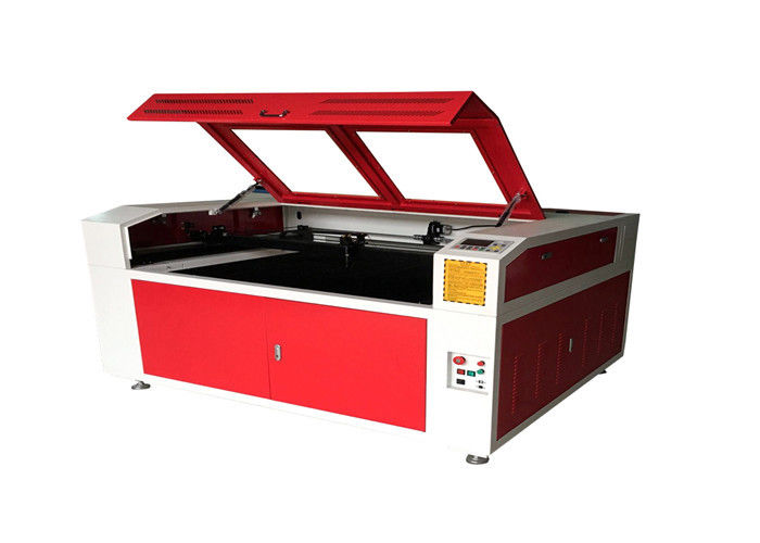 Automatic 80w CO2 Laser Wood Engraving Machine With CE ISO FDA SGS Approved