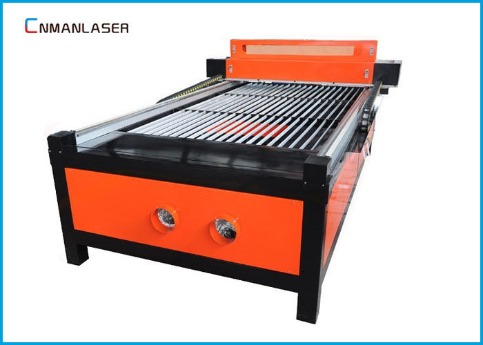 1325 Fabric Wood Paper Cnc Laser Cutting Machine , Cnc CO2 Laser Cutting Machine With 2 Years Warranty