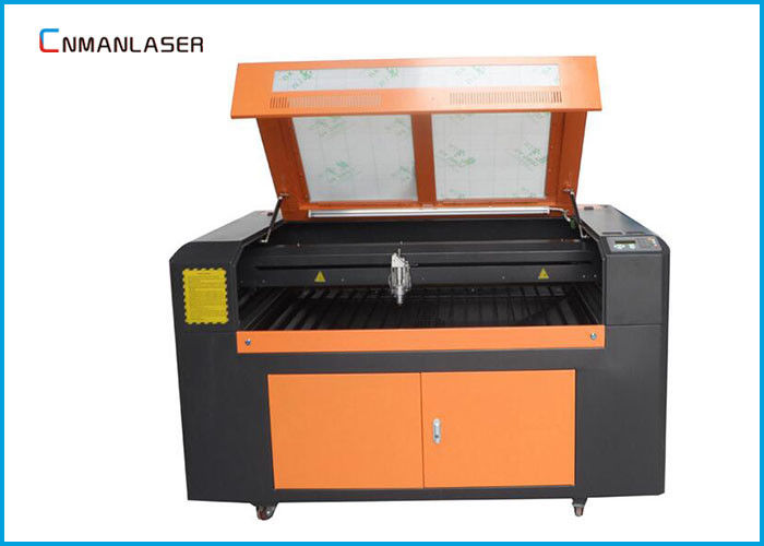 1390 Fabric Glass Crystal Laser Engraving Cutting Machine With RECI EFR 100W Laser Tube