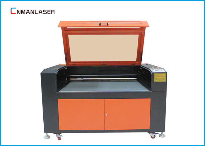 Wood Sealed Tube Co2 Laser Cutting And Engraving Machine With Digital 5 Inch LCD Screen