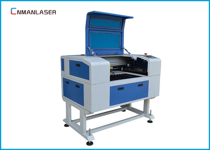 Sealed CO2 Laser Tube Laser Cutting Engraving Machine 60w Accuracy ±0.01mm