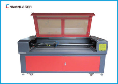 China 1390 de Machine van de de Lasergravure van Desktop100w Co2 met Ruida-Systeemstepper Motor fabriek
